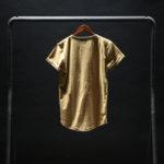 AZ Men T-shirt - KHAKI